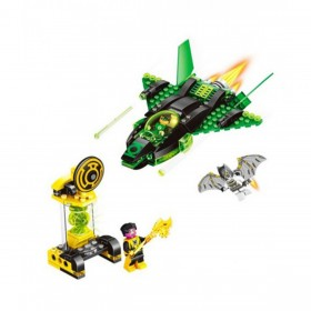Batman & Green Lantern Lego Ship Set (PX-9441)