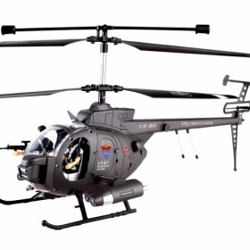 Hughs Defender RC Helicopter with Intelligent Gyro YD-911