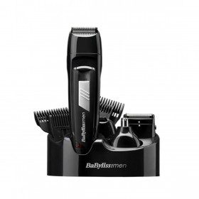 Babyliss 8 In 1 Cordless Rechargeable Grooming Kit (7056CU)