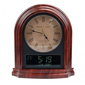 Al fajr Azan Table clock Azan Reminder (CA-21)