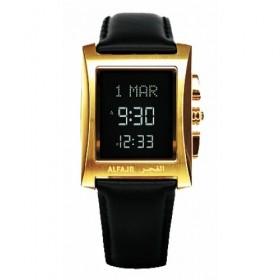 Al Fajr Digital Watch WL-08 - Golden