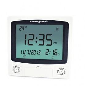 Al-Harameen HA-4009 Azan and Alarm Wall Clock