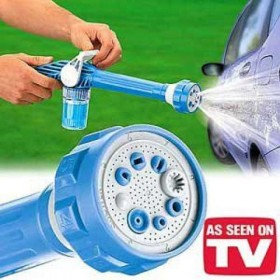 Ez Jet Water Cannon 8 in 1 Turbo Water Spray Gun (Orignal)
