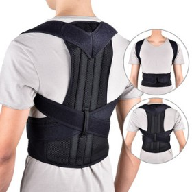 Adjustable Posture Corrector Shoulder Support