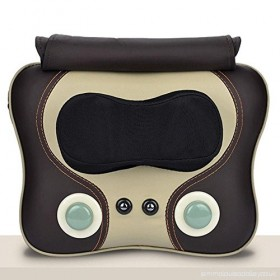Neck massager Beat Kneading Shiatsu Cervical Massage Pillow