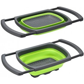 Silicone Collapsibale Stainer Foldable