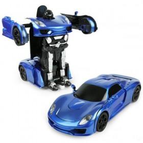 Remote Control And Gesture Sensing Transformers Car