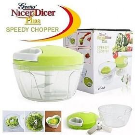 Nicer Dicer Plus Chopper Multi-Functional Speedy