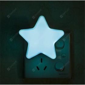 Automatic LED Star Night Light Plug In Energy Saving