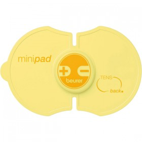 Beurer 647.21 EM10 Mini Pad Back Pain Relief for Back Pain