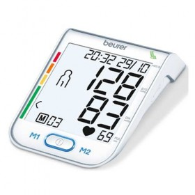Beurer BM 77 Bluetooth upper arm blood pressure monitor