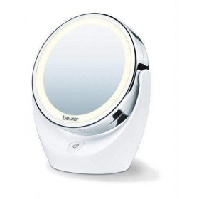 Beurer BS49 Illuminated LED Cosmetic Mirror Battery Operated