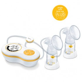 Beurer BY 70 Dual electric dual breast pump