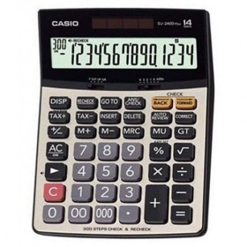 CASIO DJ-240PLUS CALCULATOR