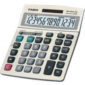 Casio Desktop Calculator 14 Digits Dm-1400S
