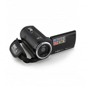 16MP Digital Video Camcorder Camera - Black