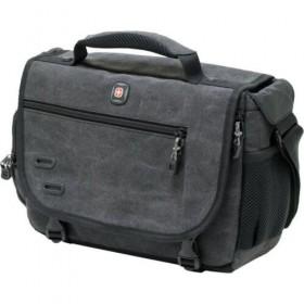 Wenger Zinc DSLR Camera Messenger Bag for DSLR Cameras