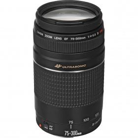 Canon EF 75-300mm f/4-5.6 III (R.B)