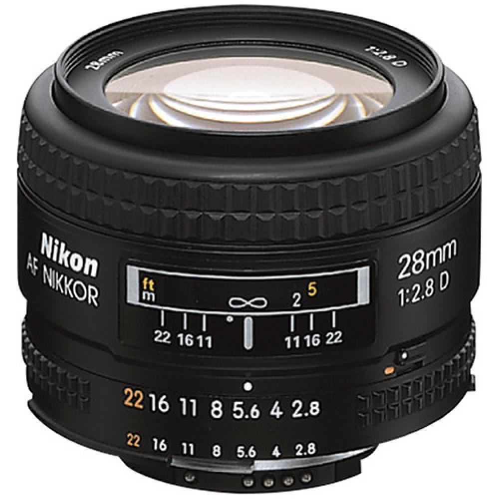 Nikon AF Nikkor 28mm f/2.8D wideangle lense - Part II