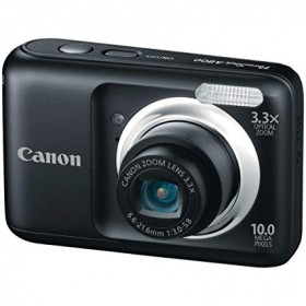 Canon Powershot A800 10 MP Digital Camera with 3.3x Optical Zoom