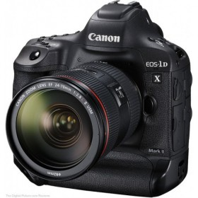 Canon 1DX Mark II EOS DSLR Camera (1D X Mark 2 Body)