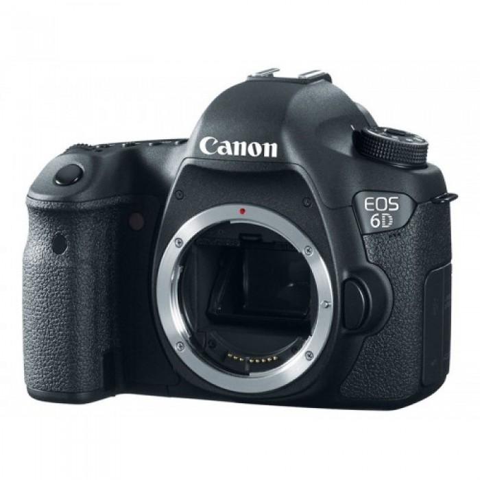 Canon - EOS 6D DSLR Camera (Body Only)