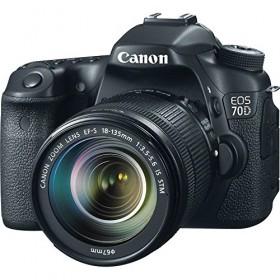 Canon 70D (18-135 lens)
