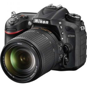 NIKON D7200 DLSR Camera with 18-140 Lens