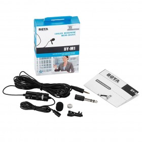 Boya BY-M1 MicrophoneBoya BY-M1 Microphone