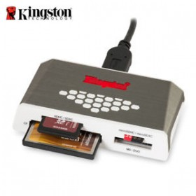 Kingston FCR-HS4 USB 3.0 High-Speed Card Reader All in One