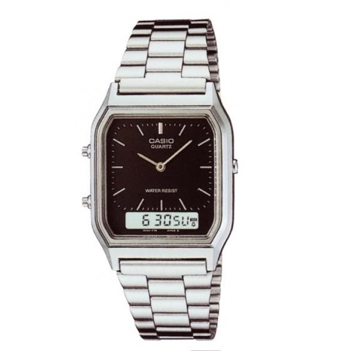 Casio - Youth Watch - Men's - AQ-230A-1DHDF