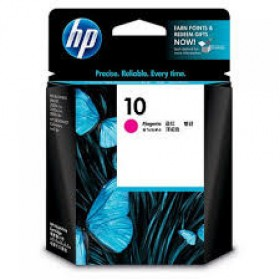 HP 10 Magenta Original Ink Cartridge (C4843AA)