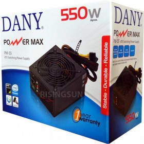DANY POWER SUPPLY 550W