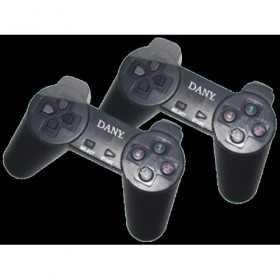 DANY GP-110 GAME PAD(STANDARD DOUBLE)