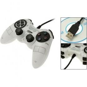 DANY GP-500 GAME PAD (DUAL SHOCK & STICK, ADV. KEYS)