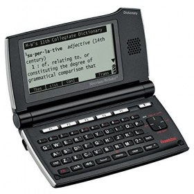 Franklin Electronic Dictionary SCD 2110