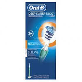 Oral-B Deep Sweep 1000 Rechargeable Toothbrush