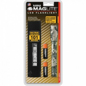 MAGLITE 2-Cell AA HOLSTER LED - CAMOUFLAGE