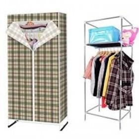 Foldable Clothes Hanging Storage Wardrobe