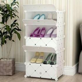 5 Cubes Stylish Shoes Organizer
