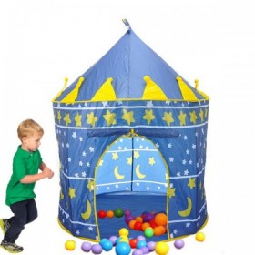 New Folding Castle Tent House For Kids