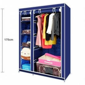 Foldable Wardrobe Cupboard 28109