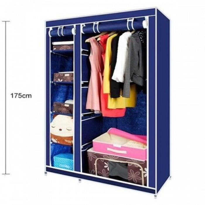 Foldable Wardrobe Cupboard 28109