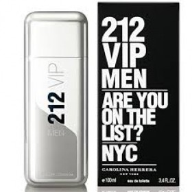 212 Vip Men Carolina Herrera Perfume (First Copy)