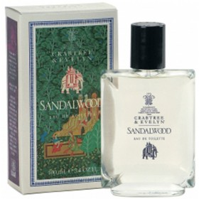Crabtree and Evelyn Sandalwood eau de toilette 100ml