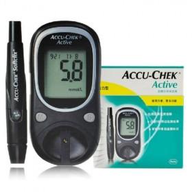 Accu-Chek Glucose Meter Black