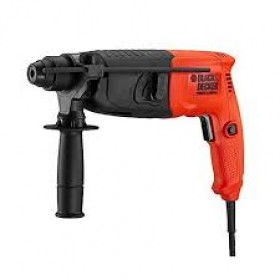 Black & Decker BPHR202K SDS Plus Rotary Hammer 20mm 620W