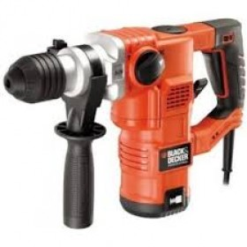 Black & Decker BPHR323K Drill Machine SDS+ 32mm 1250w L-Shape 3 mode Kitbox