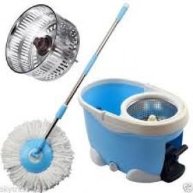 360 Spin Floor Cleaning Mega Magic Mop