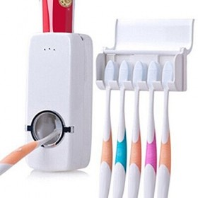 Automatic Tooth Paste Dispenser
